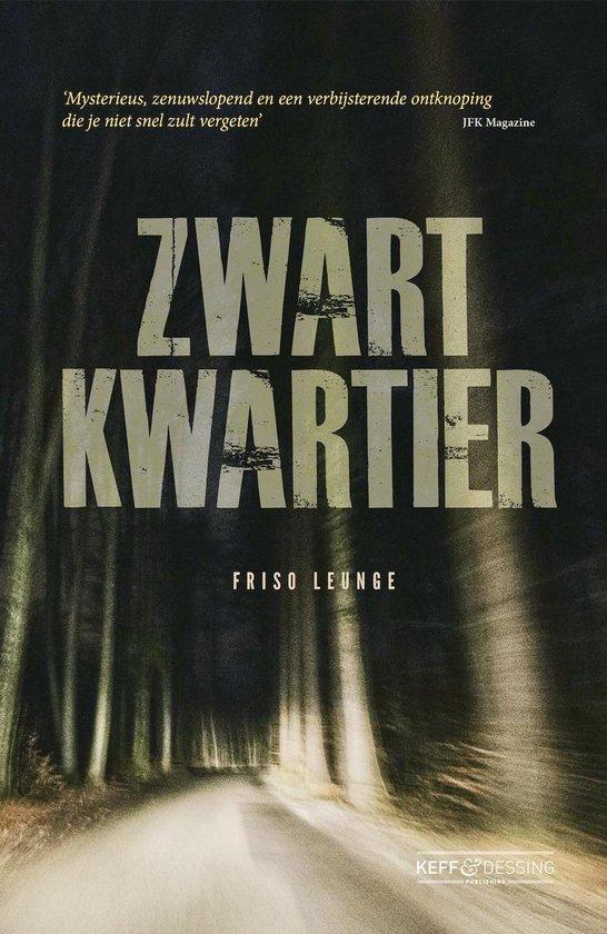 Review: Zwart kwartier van Friso Leunge