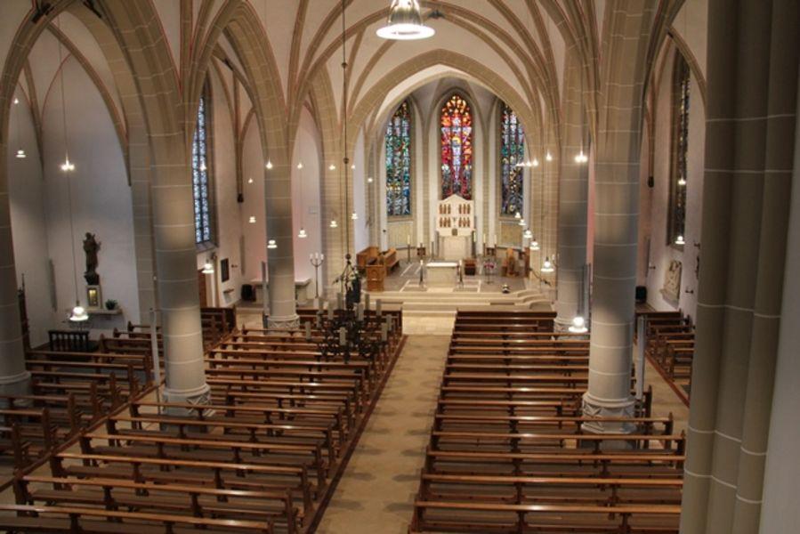 Fronleichnam Messe