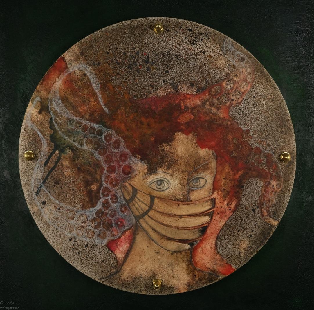 Magie der Masken im Kulturzentrum Trudering (Online-Ausstellung), München 26.01-24.02.2021