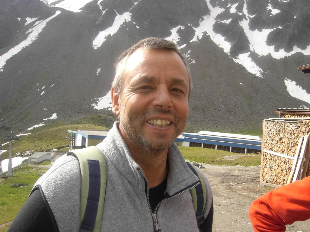 Auf zum Klettersteig Fernau