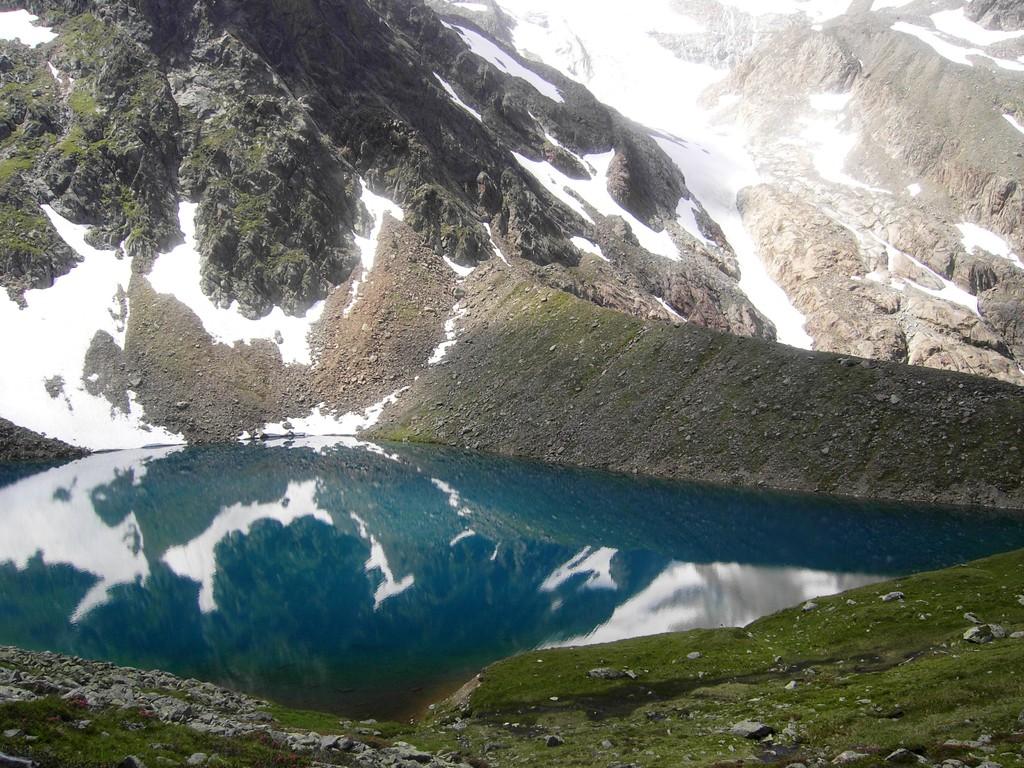 Spiegel der Berge