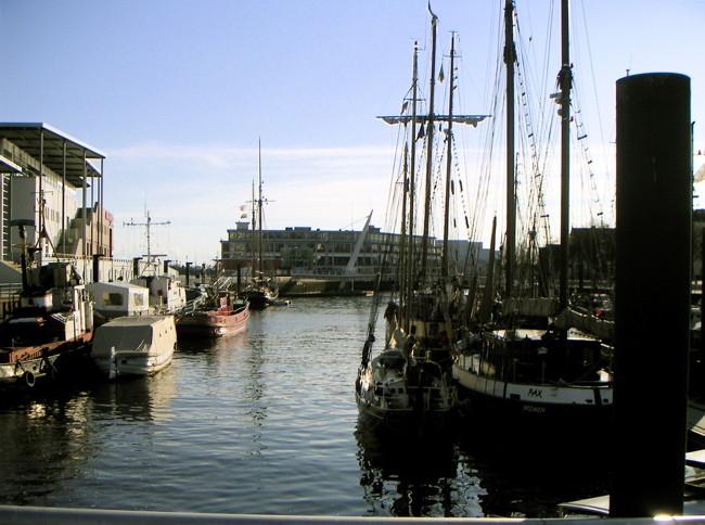 Vegesacker Hafen 1
