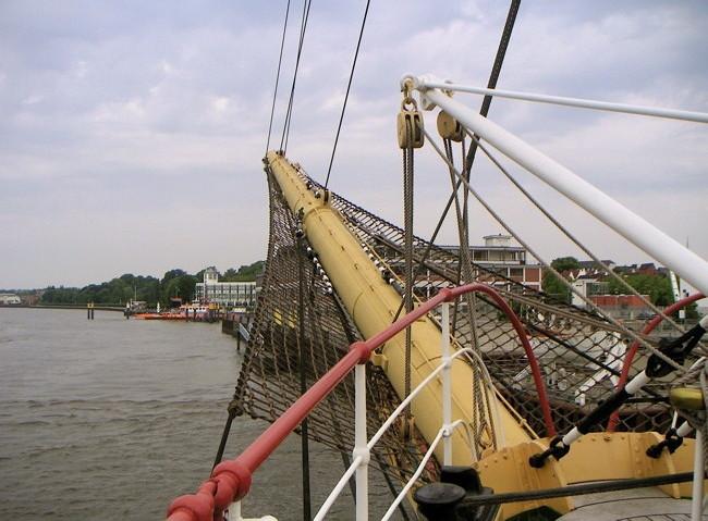 Schulschiff Deutschland 5