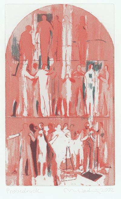 05, 2002, zwei Kupferplatten, je 33 x 20 cm, Edition 40