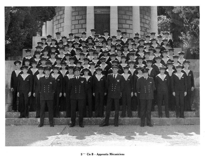 Compagnie 5B 1973