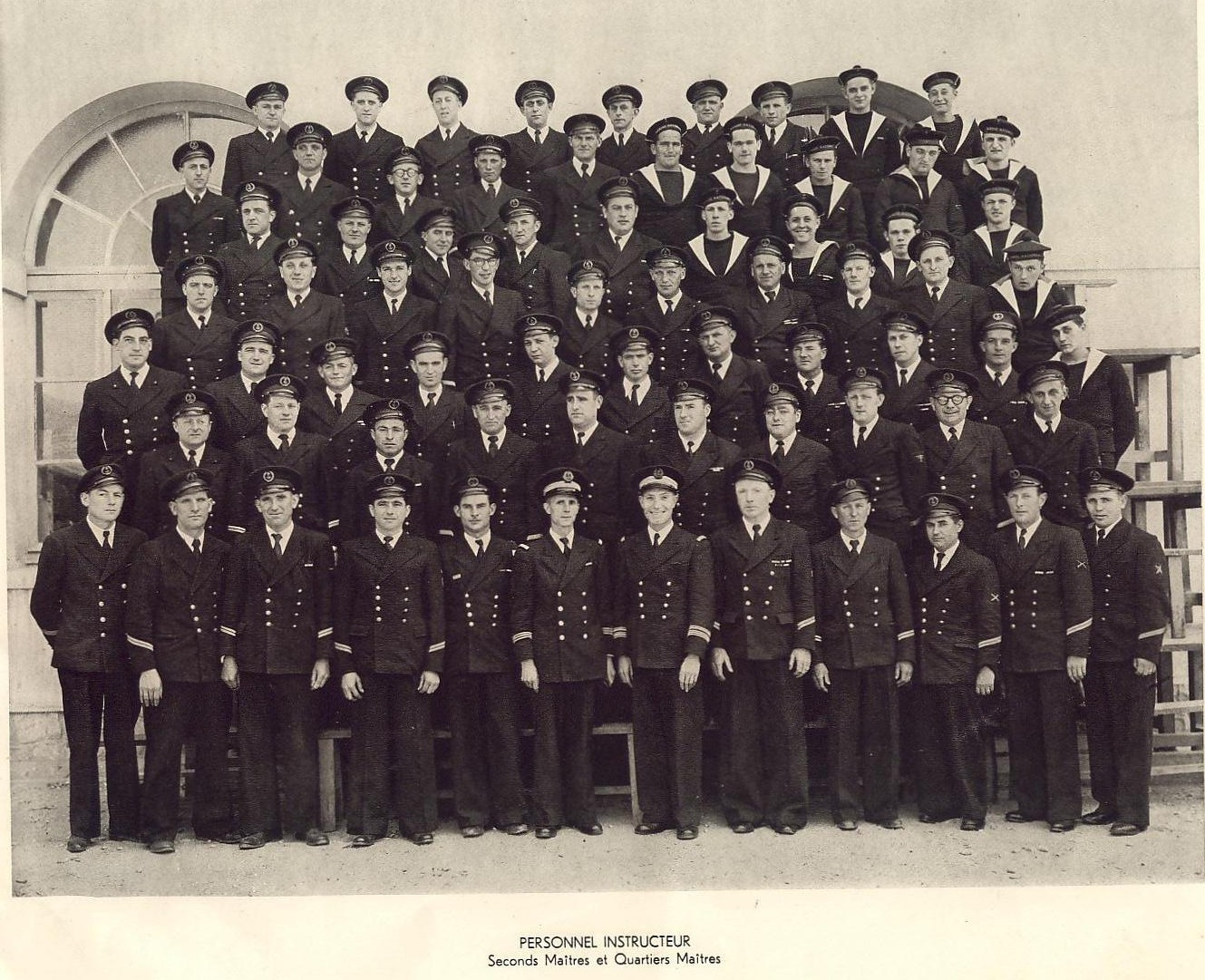 Instructeurs 1950