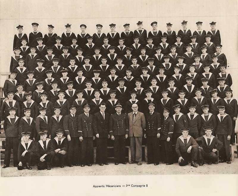 Compagnie 3B 1950