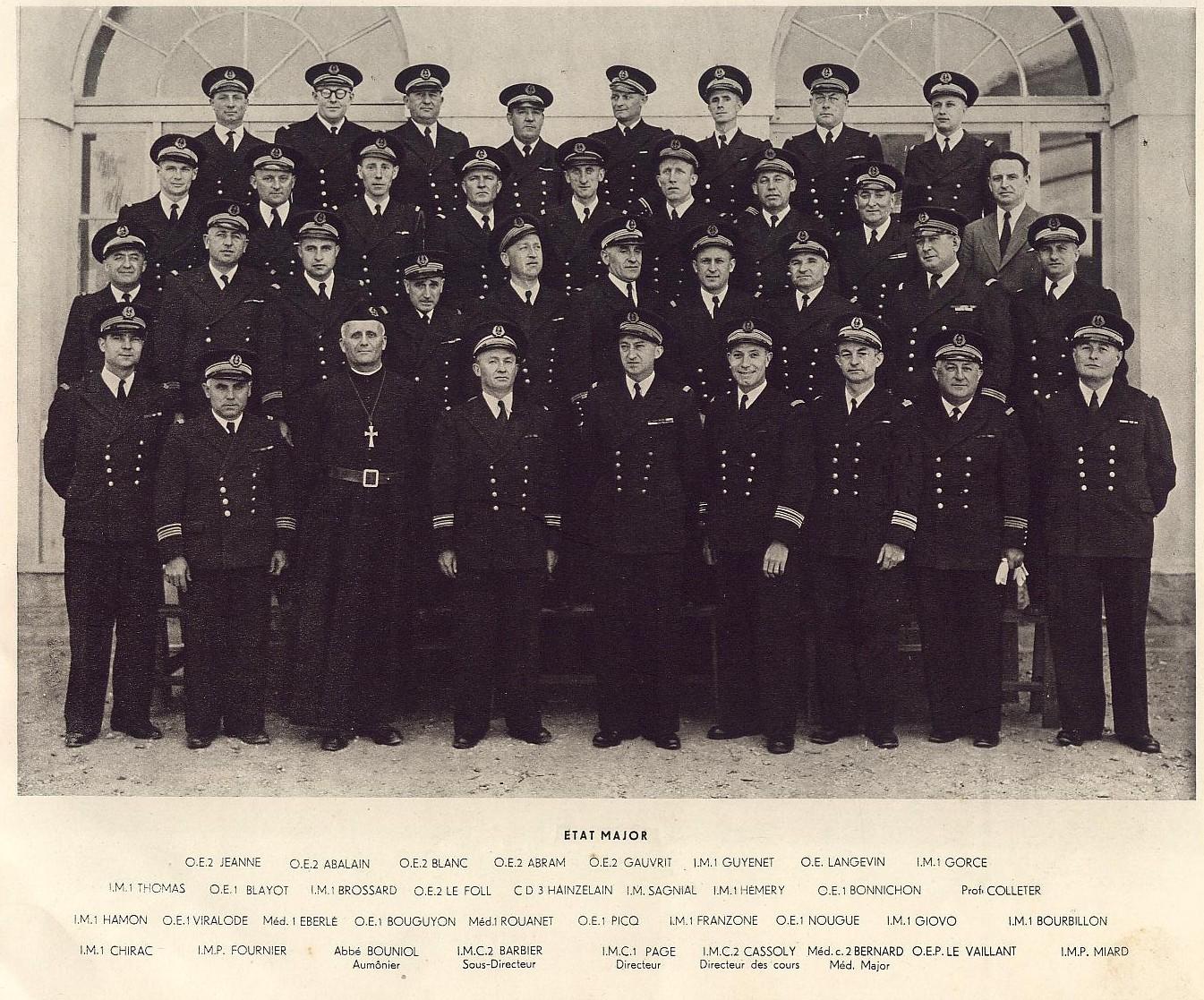 Etat Major 1950