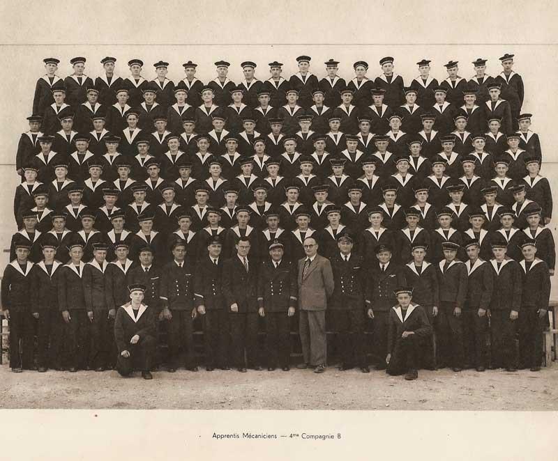 Compagnie 4B 1950
