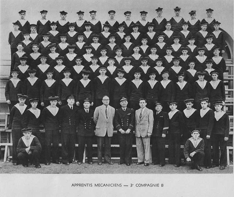 Compagnie 3B 1952