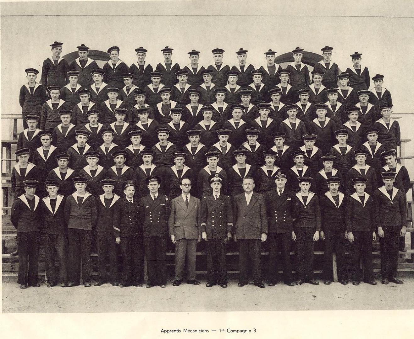 Compagnie 1B 1950