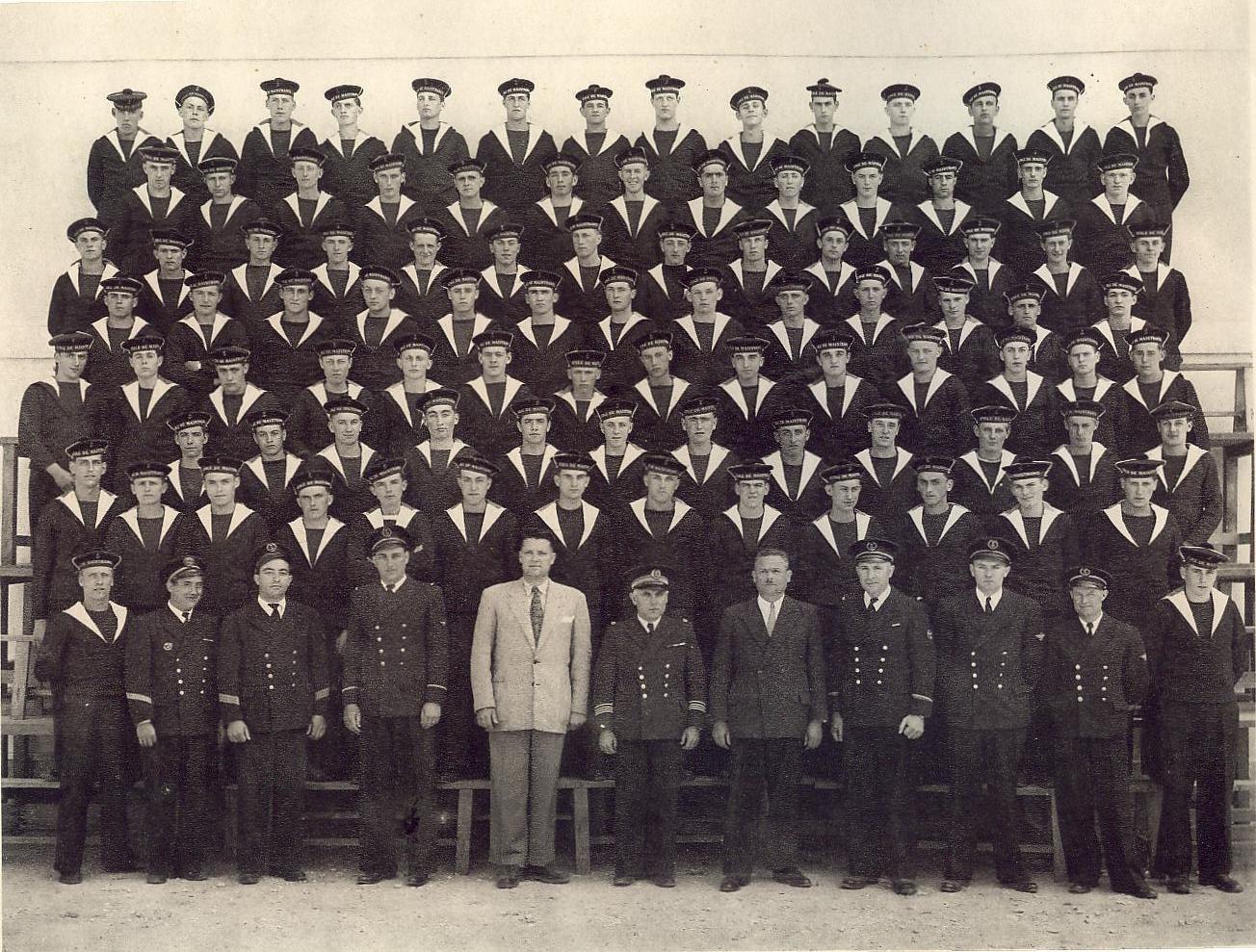 Maistrance 1950