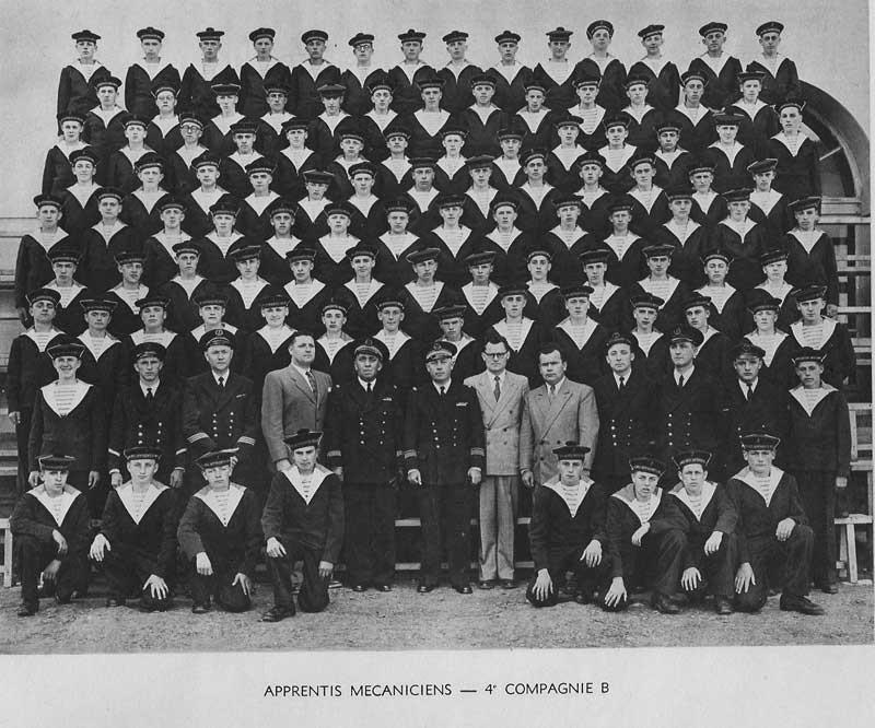 Compagnie 4B 1952