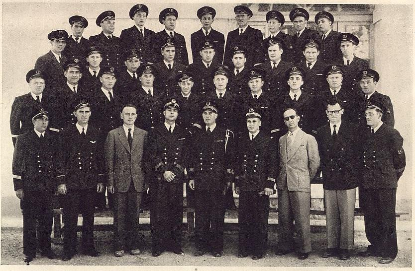 Cours du BS 1950