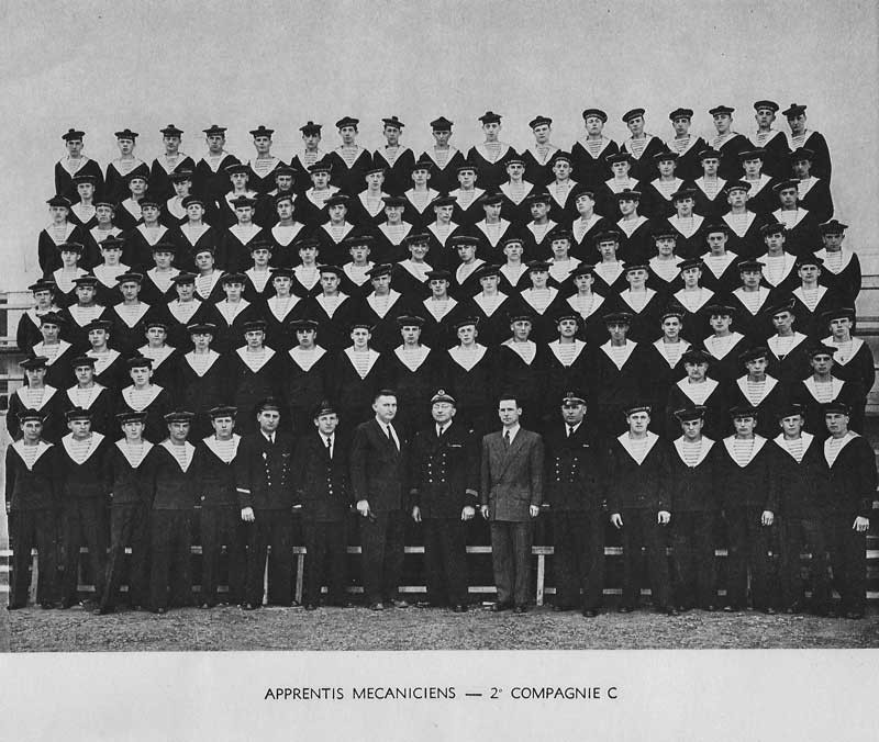 Compagnie 2C 1952