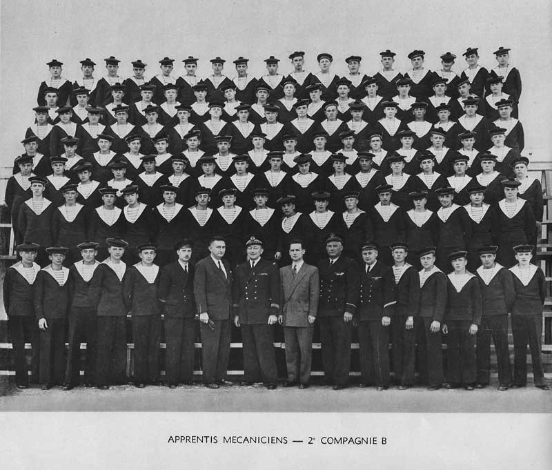Compagnie 2B 1952