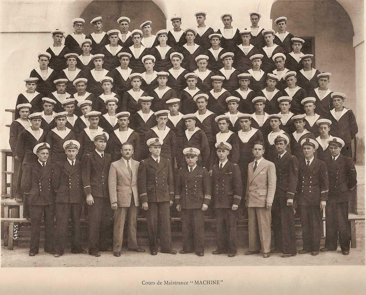 Maistrance 1948
