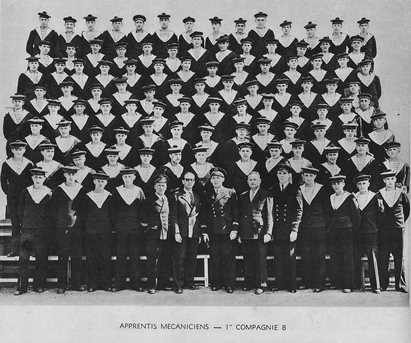 Compagnie 1B 1952