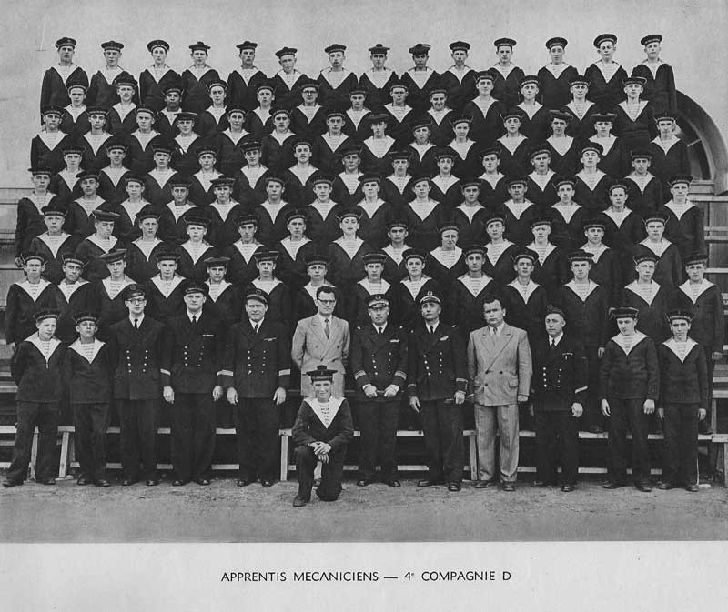 Compagnie 4D 1952