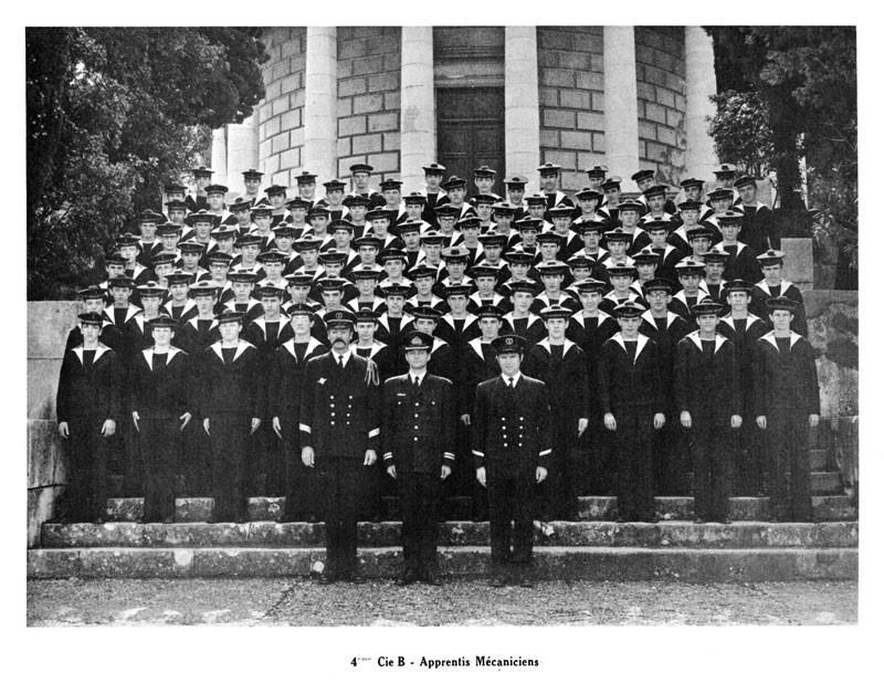 Compagnie 4B 1973