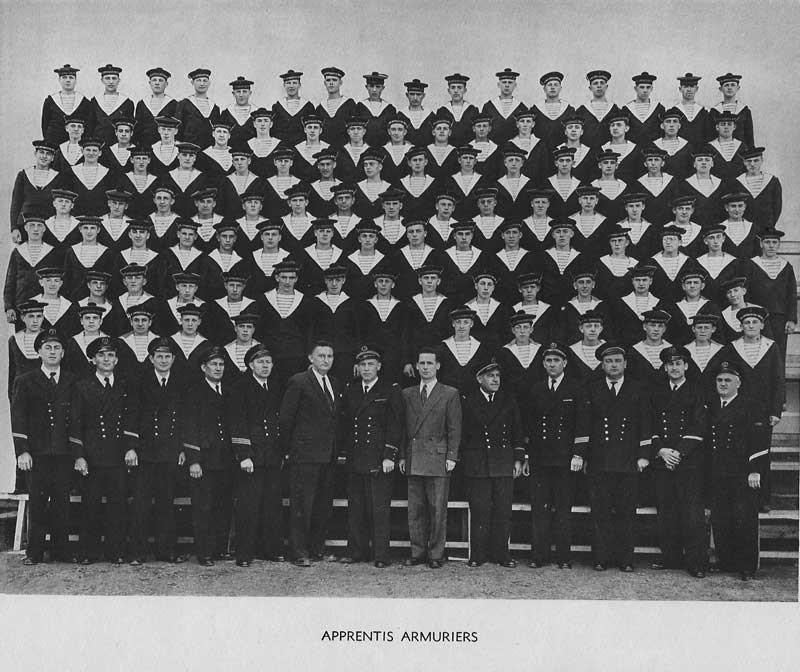 Compagnie Armurier 1952
