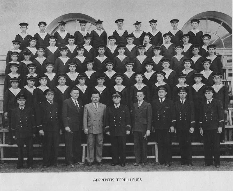 Compagnie Torpilleur 1952