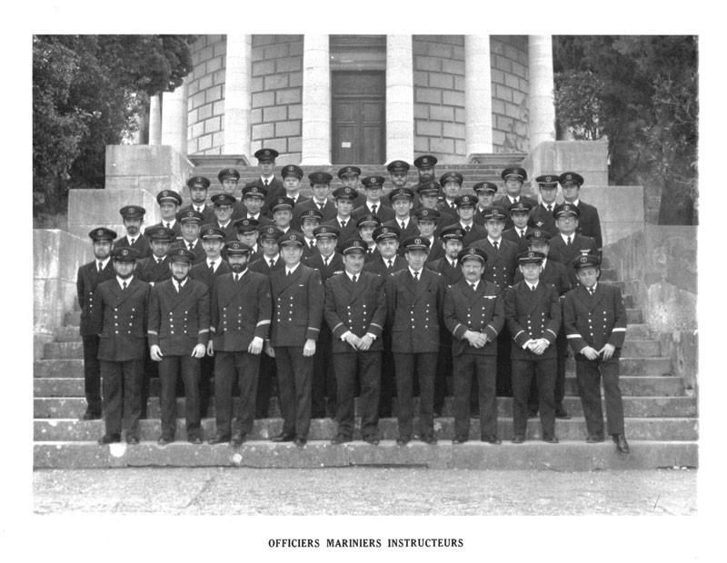 OM instructeur 1973