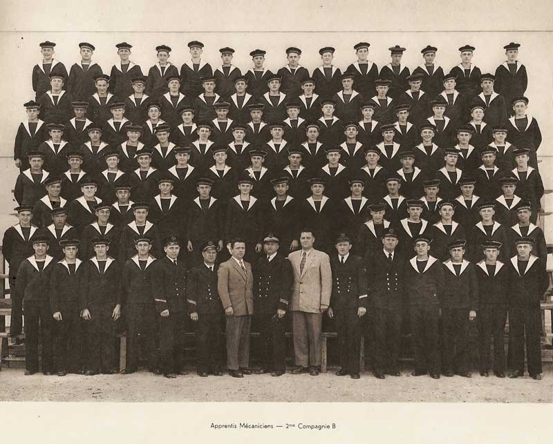 Compagnie 2B 1950