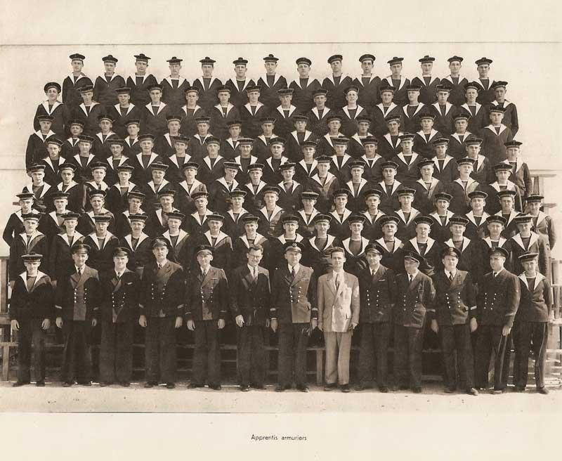 Compagnie Armurier 1950