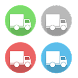 versicherter Versand per DPD oder DHL