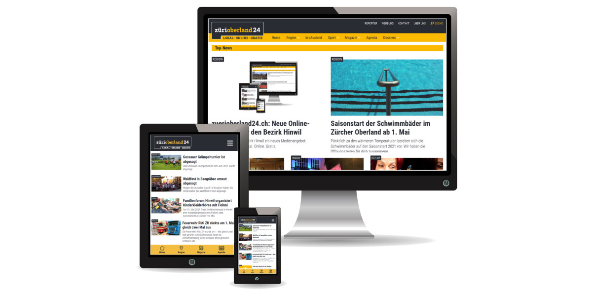 Tudor Dialog betreibt Online-Portal Zürioberland24