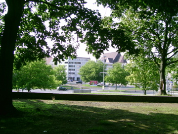 John-F.Kennedyplatz - Am Windmühlenberg
