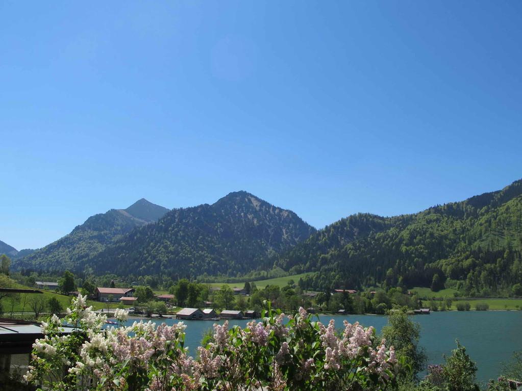 Film-reif! - Der Ausblick auf See und Berge bleibt unverändert schön!