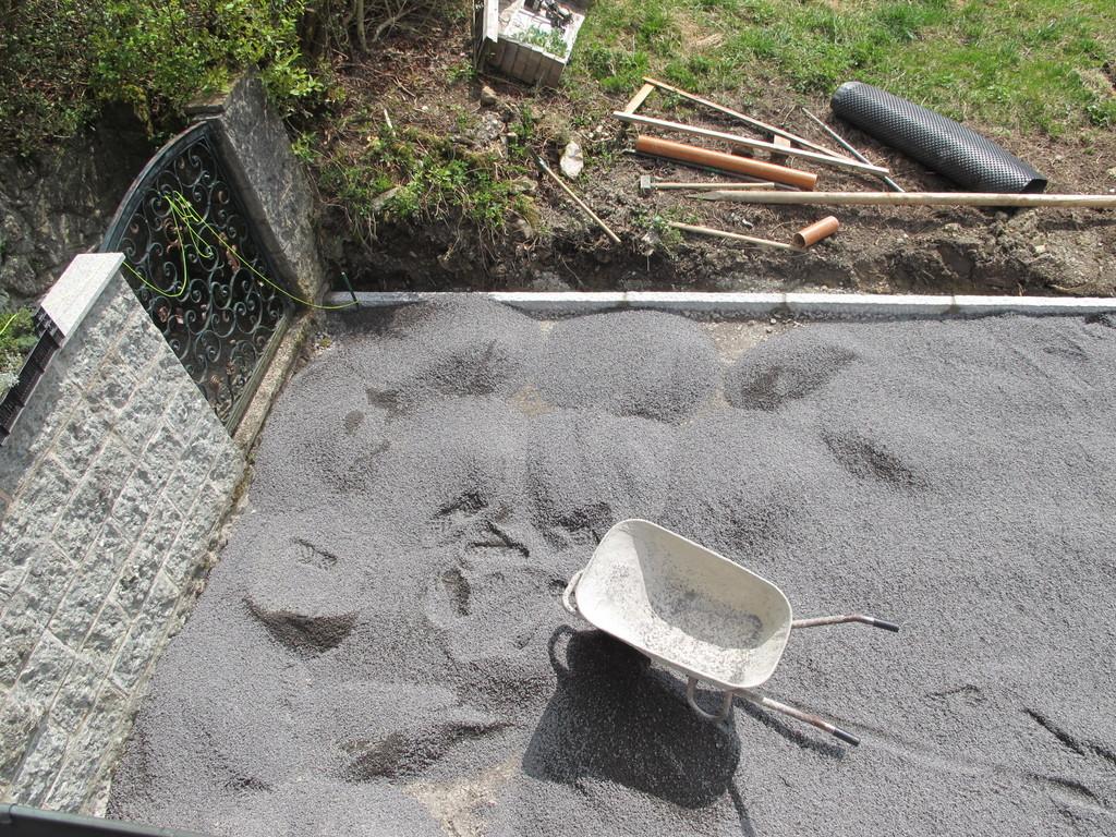 Besser auf Sand gebaut ...
