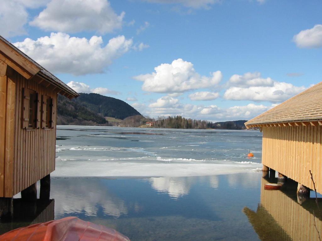Das letzte Eis - das Frühjahr naht