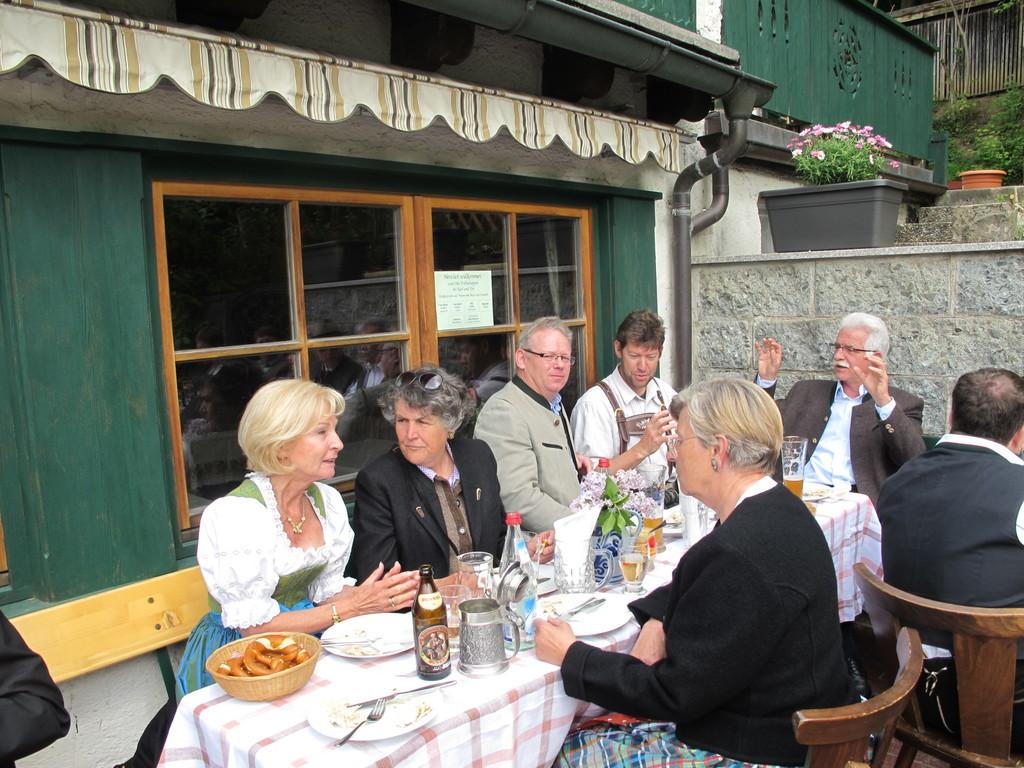 Karin Stoiber, Christl Knoll und Evi Kögl