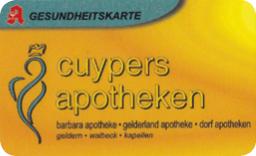 Kundenkarte Cuypers Apotheken Geldern