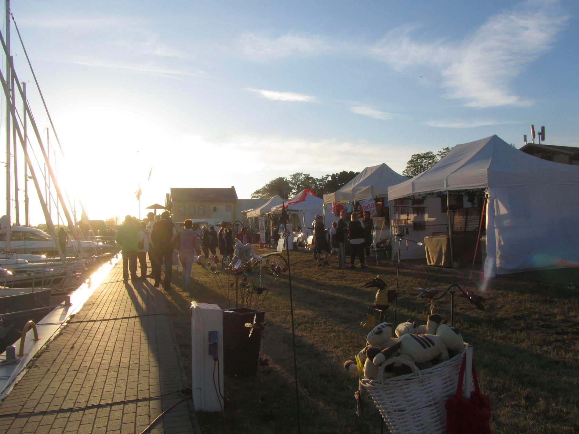 Hafenfest Zinnowitz