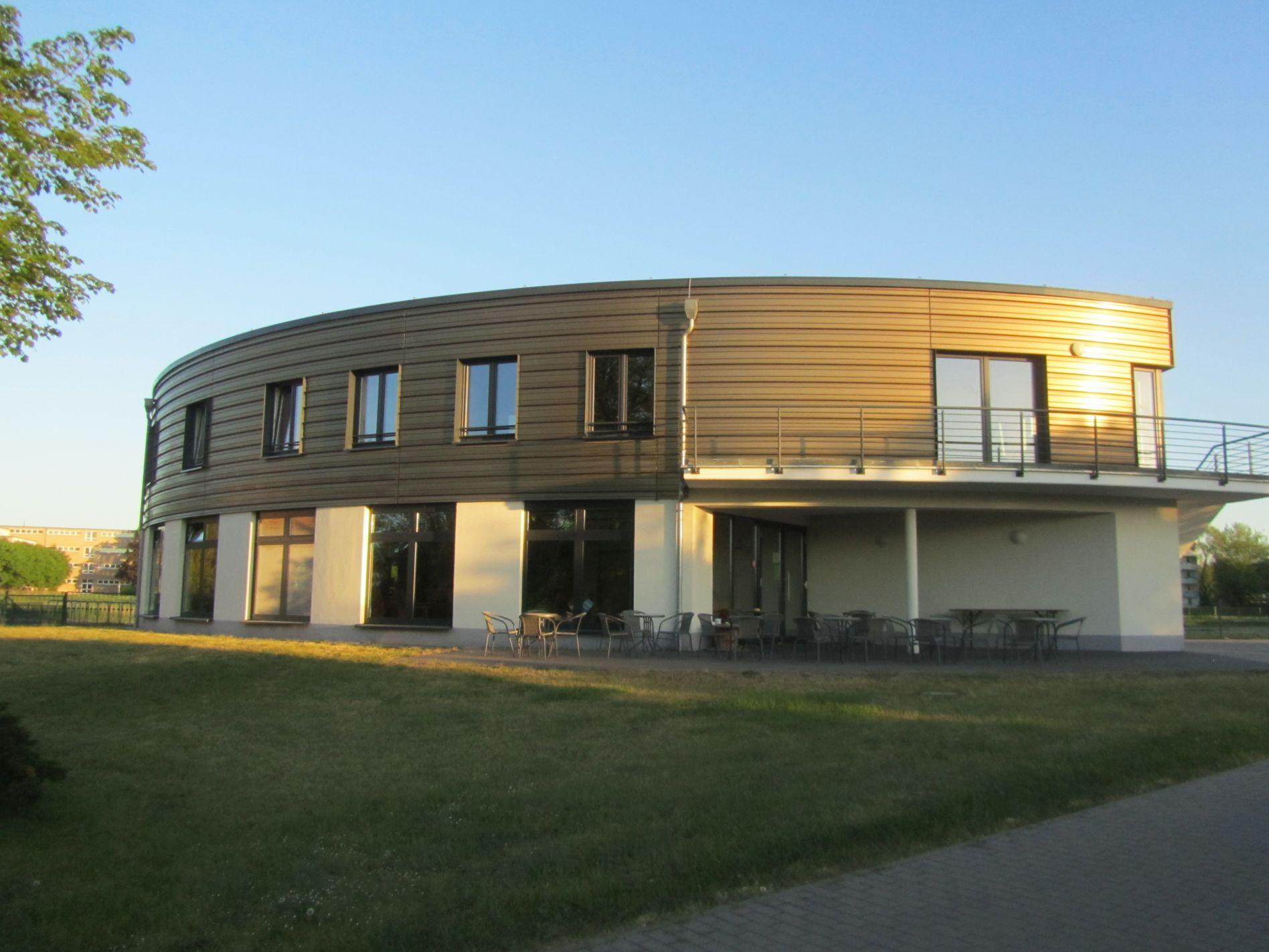 Wassertouristisches Zentrum Sportboothafen Schwedt
