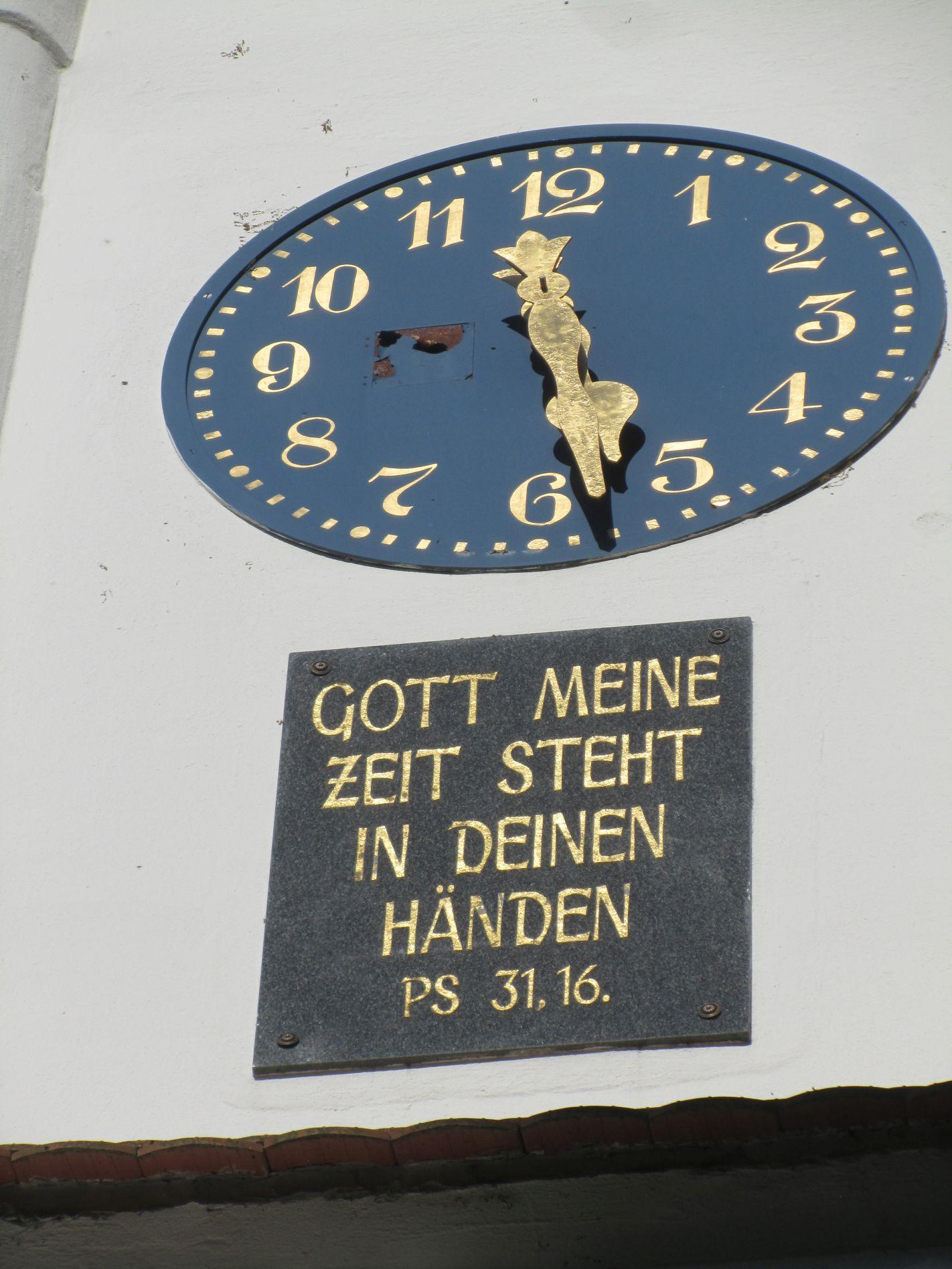 Kirche Kienitz