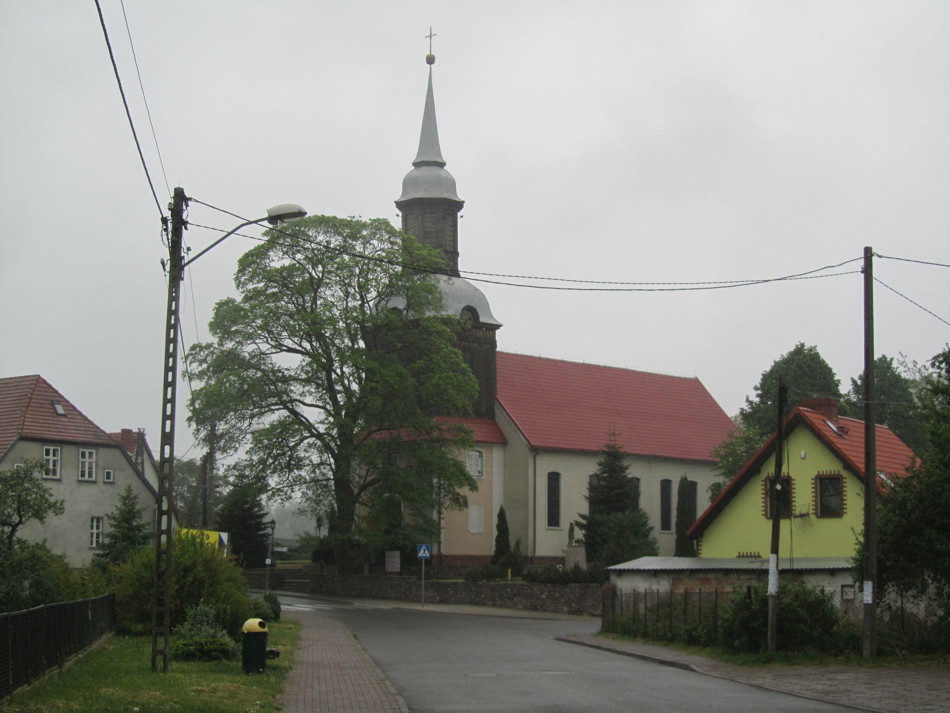 Kirche Ziegenort
