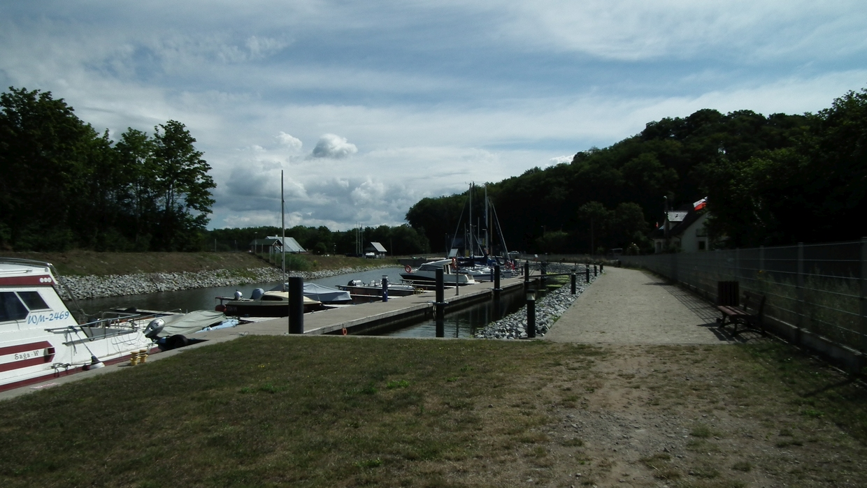 Hafenbecken Wapnica