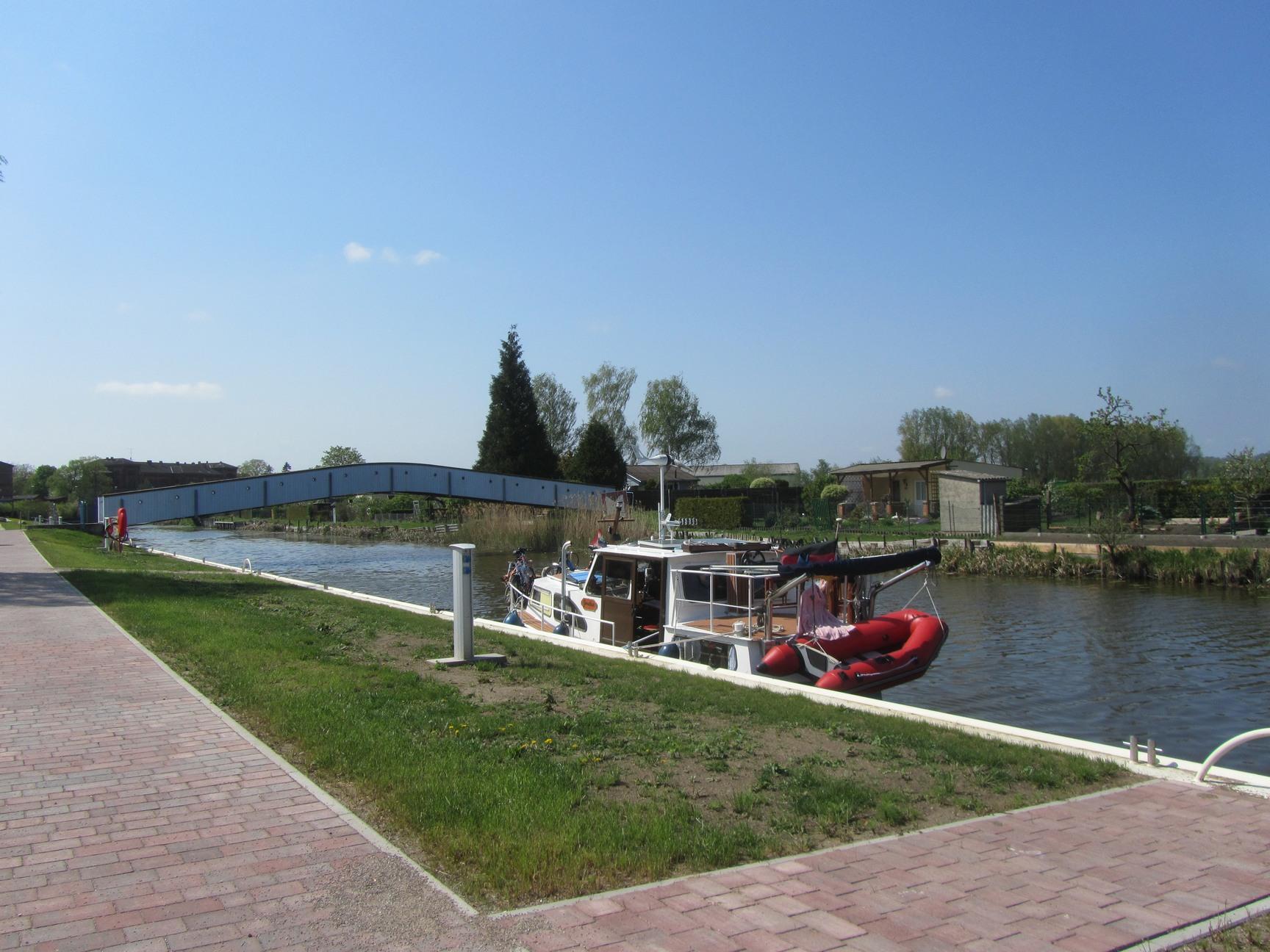 Wasserwanderrastplatz Malchin
