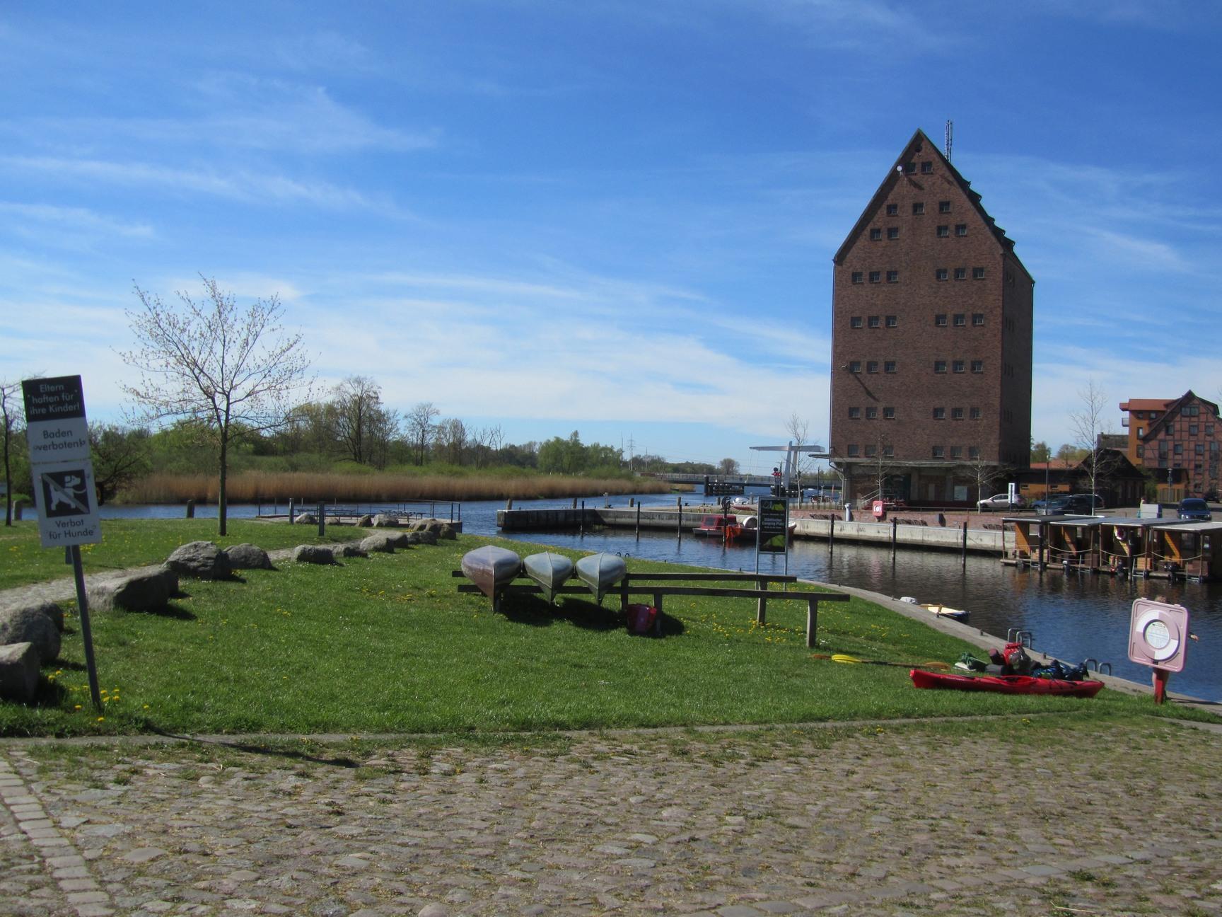 Hafen Loitz