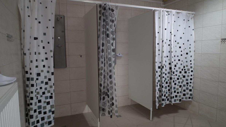 Duschen in Wapnica