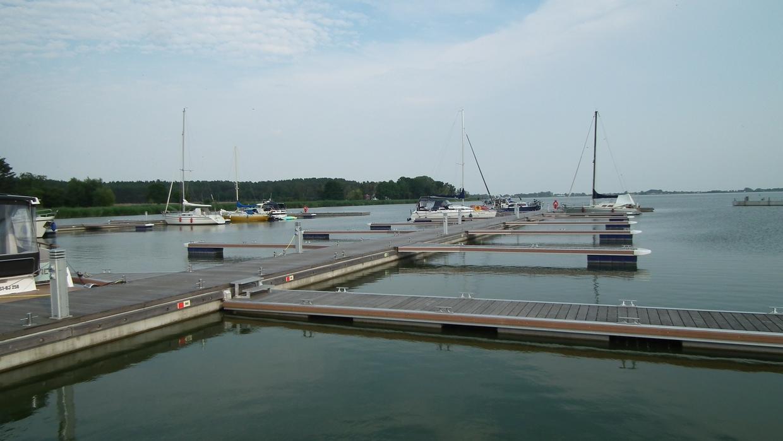 Yachthafen Usedom
