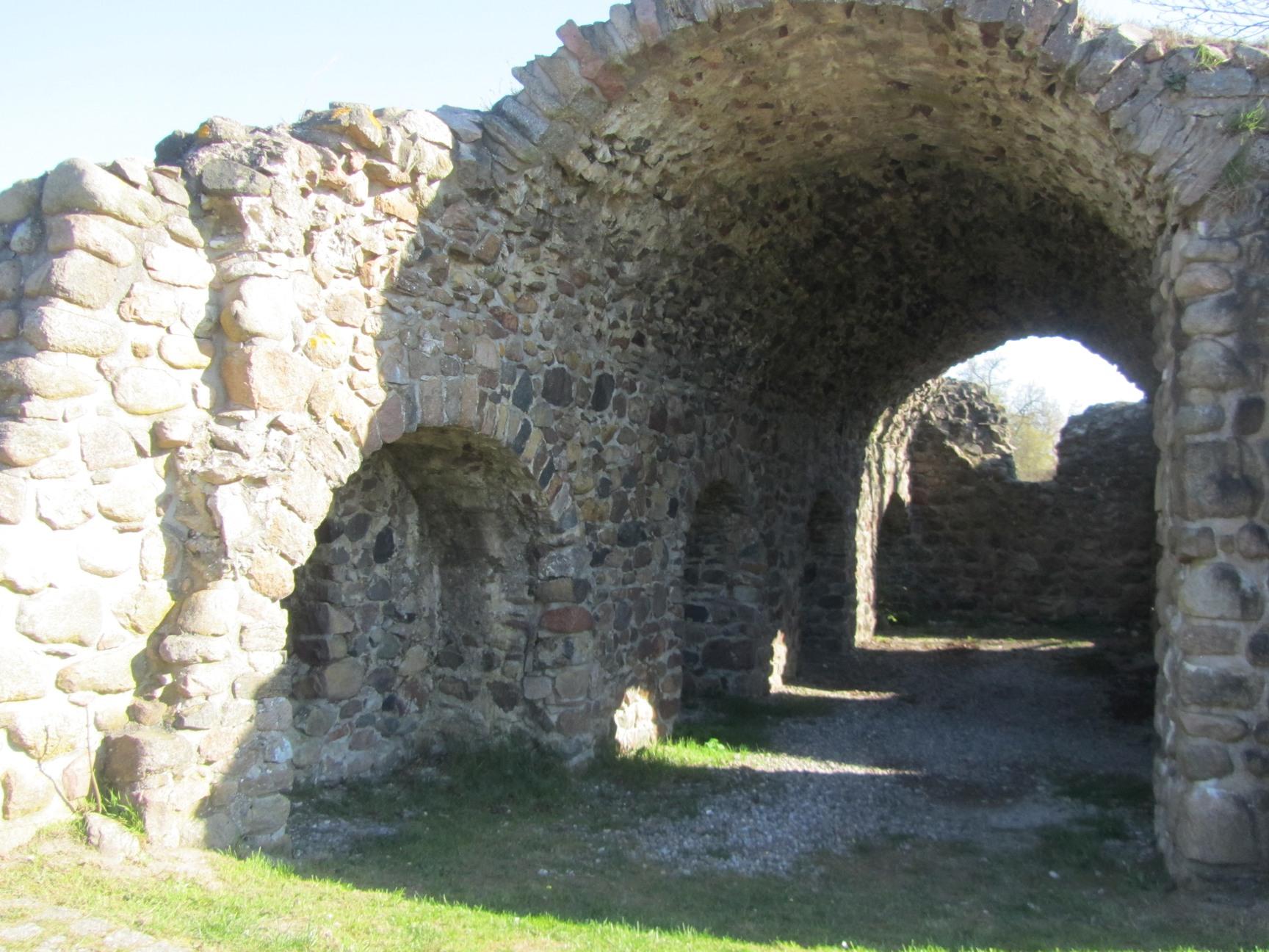 Stolper Klosterruine