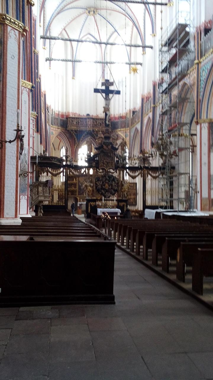 St. Nikolai-Kirche in Stralsund