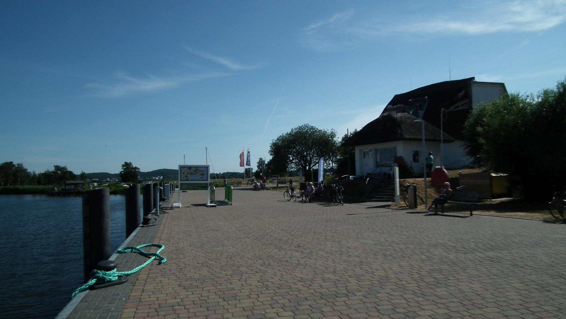 Hafen Baabe