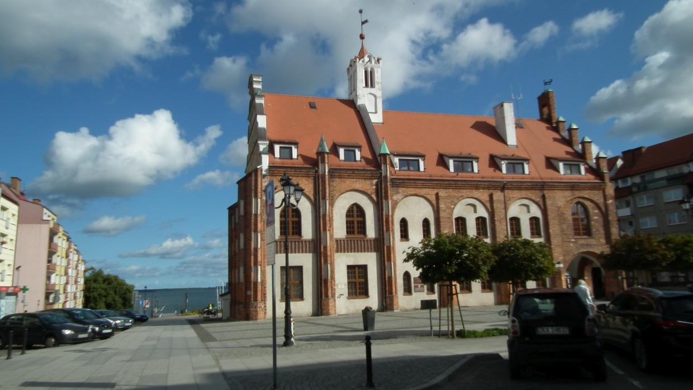 Rathaus Kamien Pomorski